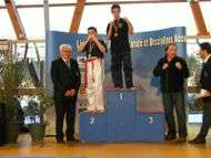 podiums masculins