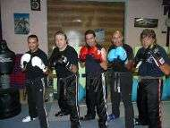 boxe les coachs du tonic club