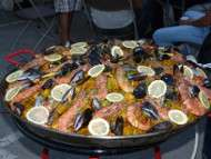 paella du tonic club